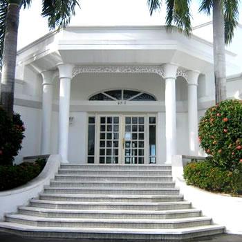 Alquiler casa quintas pe on girardot melgar hacienda la for Alquiler de propiedades